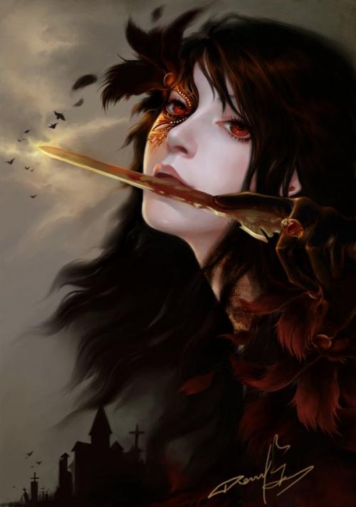 Art by yuyanxiansheng (46 работ)