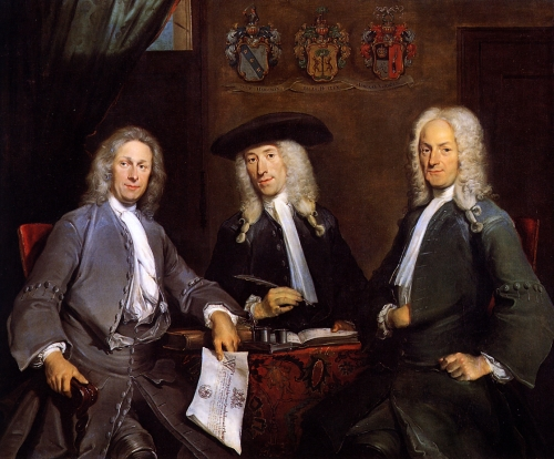 Художник Cornelis Troost (29 работ)