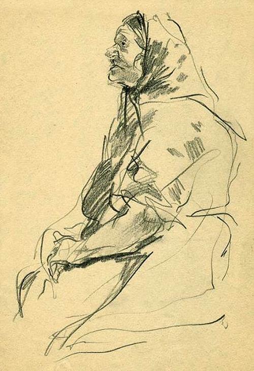 Графика Вячеслава Короленкова (61 работ)