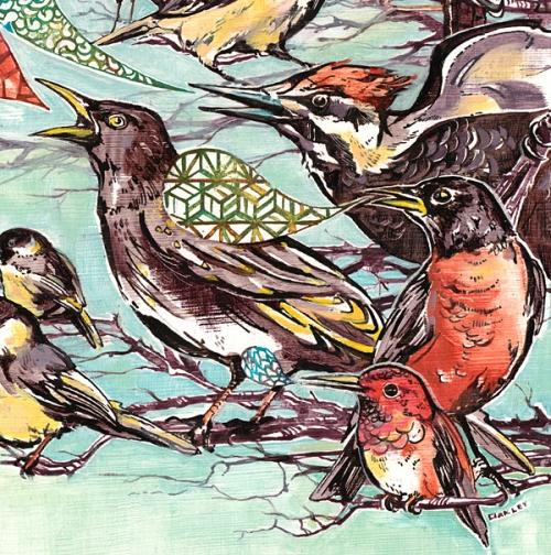 Иллюстратор Jacqui Oakley (99 работ)