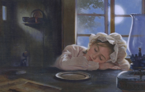 Художник-иллюстратор Роберт Папп. Старые и новые работы | Robert Papp (89 работ)
