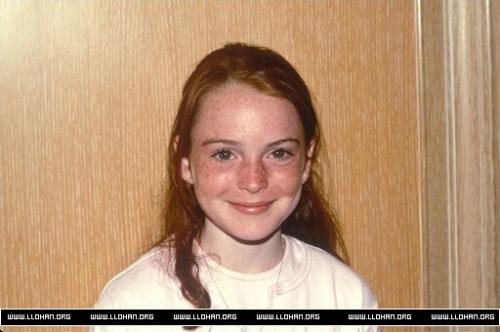 Линдси Лохан / Lindsay Lohan (583 фото) (1 часть) (1998 - 2004)
