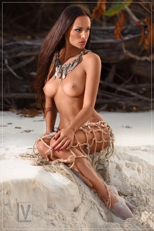 Фотограф ВАДИМ ШУМЕЙКО «Богиня моря» (16 фото)