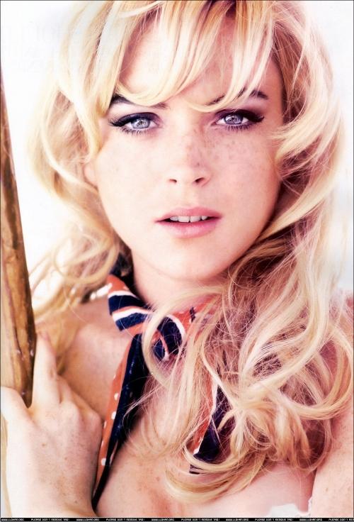 Линдси Лохан / Lindsay Lohan (555 фото) (2 часть) (2005 - 2006)