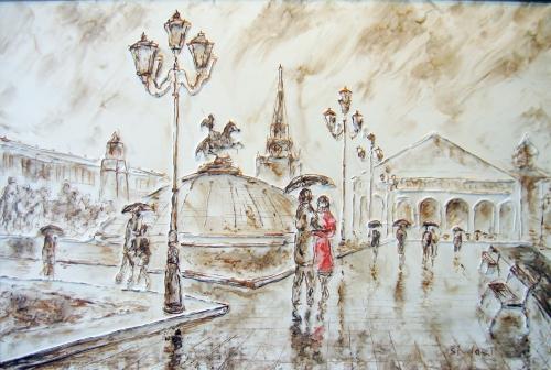 Художник Юрий Александрович Студеникин (144 работ)