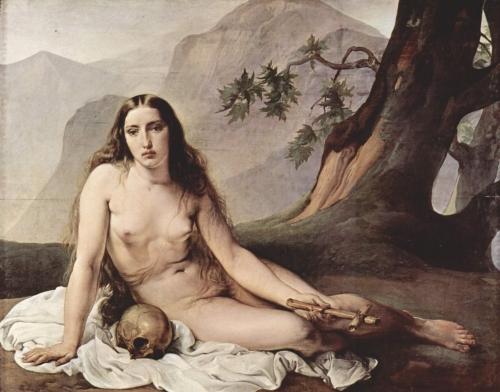 Итальянский живописец Francesco Hayez (1791-1882) (123 работ)