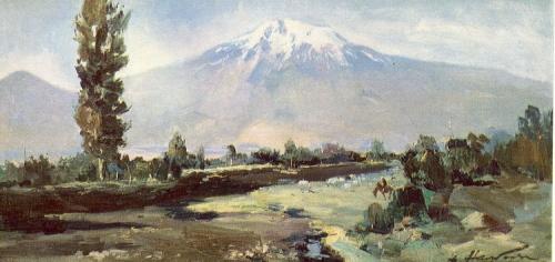 Мастер парадного портрета Дмитрий Аркадьевич Налбандян (1906-1993) (147 работ)