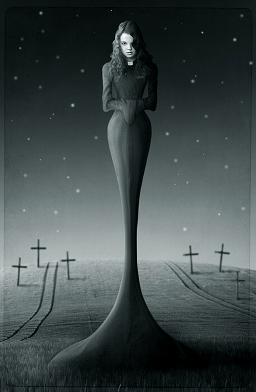 Длинные ноги в большом городе от Simon Siwak (89 работ)