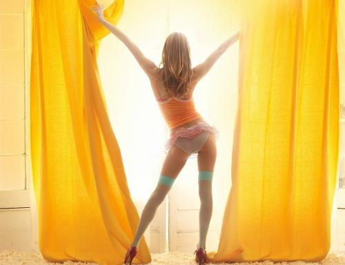 Фотосток - Цветное женское белье. Часть 2 (83 фото)