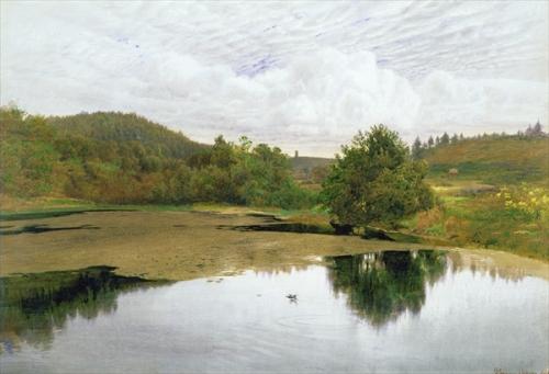 Английский художник Edmund George Warren (1834–1909) (24 работ)