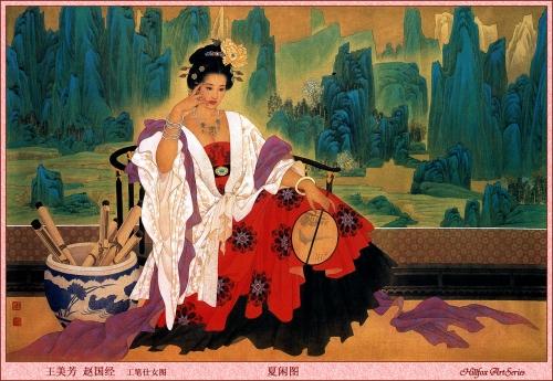 Картины западных художников маслом. Часть 87 (270 работ)