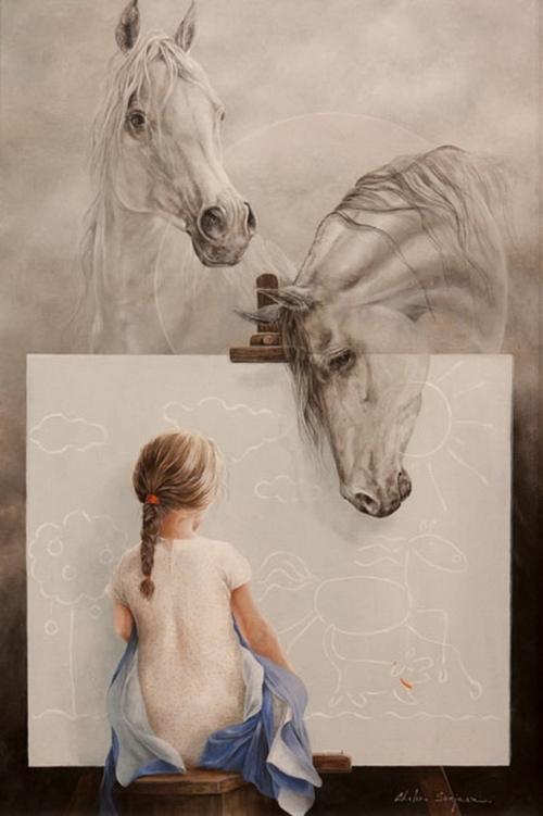 Работы художницы Chelin Sanjuan (69 работ)