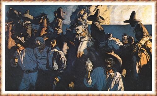 Художник Harold Von Schmidt (28 работ)