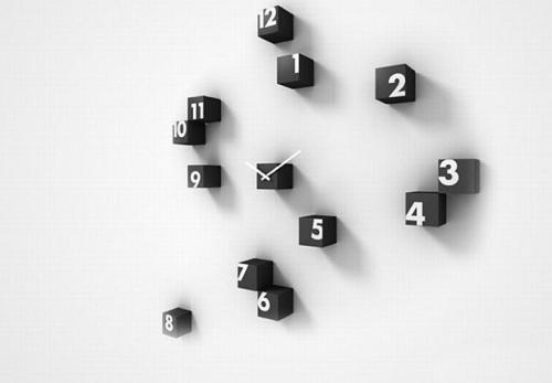 Дизайнерские часы (75 работ)