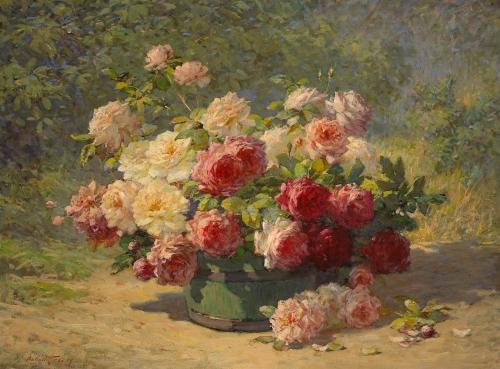 Американский художник Abbott Fuller Graves (1859 - 1936) (60 работ)