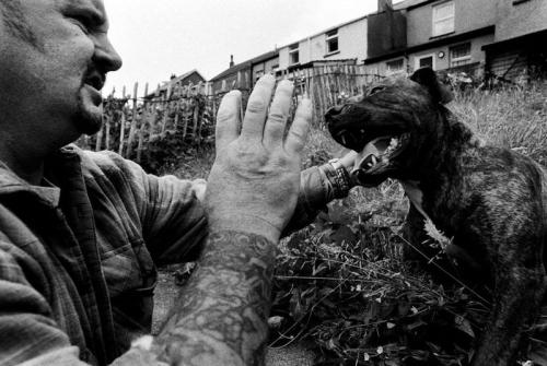 Бандиты из лондонского East End Джослина Бэйна Хогга (Jocelyn Bain Hogg) (33 фото)