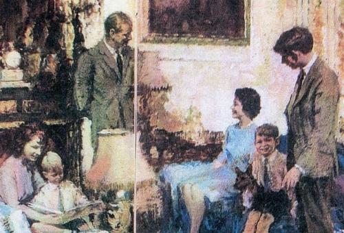 Забытые иллюстраторы - Walter Wyles (38 работ)