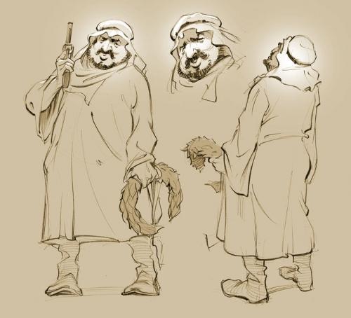 Иллюстратор Cserkuti David (157 работ)