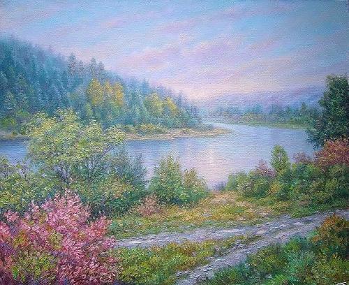 Художник Виталий Заозерский (54 работ)
