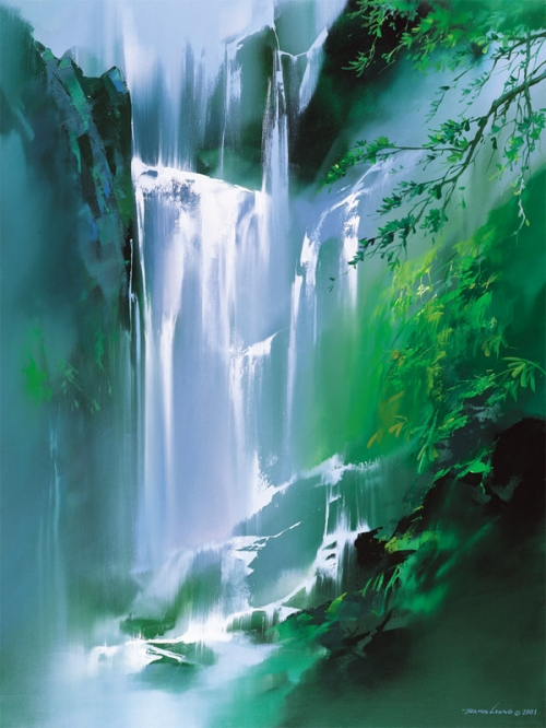 Художник Hong Leung (91 работ)