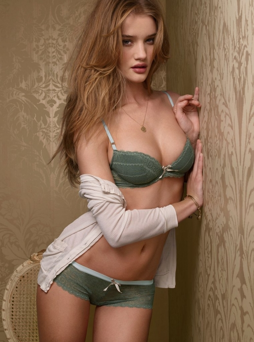 Rosie Huntington-Whiteley (55 фото)