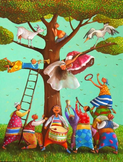 Современные художники - Mariana Kalacheva (72 работ)