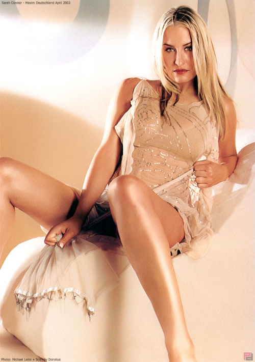Sarah Connor (55 фото)