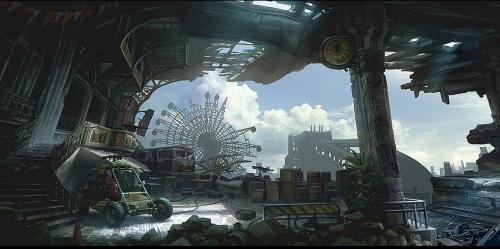Artworks by Concept Art House (40 работ)