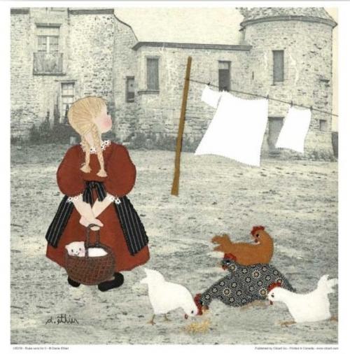 Творчество Diane Ethier (121 работ)