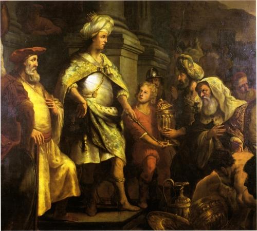 Bol Ferdinand (Фердинанд Боль) (1616-1680) (30 работ)