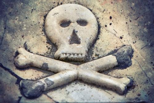 Некрополия by al_mazo: часть 2. Мертвые (50 фото)