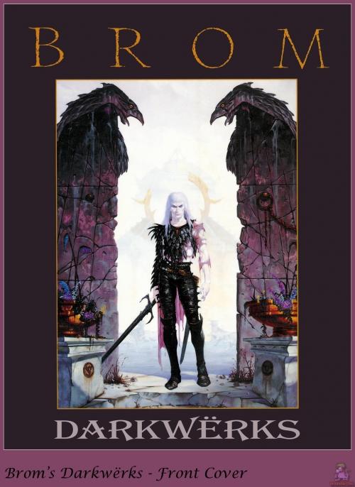 Готическое Фэнтези Джеральда Брома | Dark Fantasy Gerald Brom (690 работ) (1 часть)