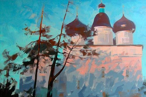 Художник Юрий Ломков. Живопись (68 работ)