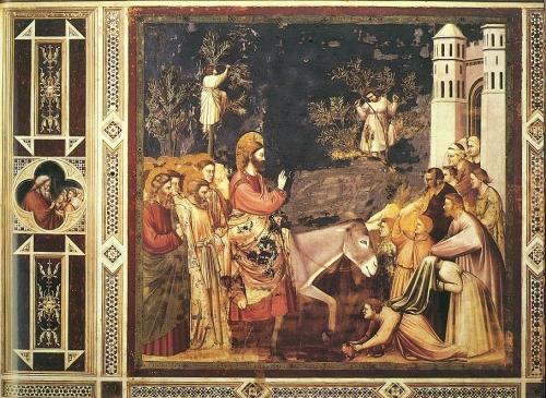 Художник Di Bondone Giotto (78 работ)