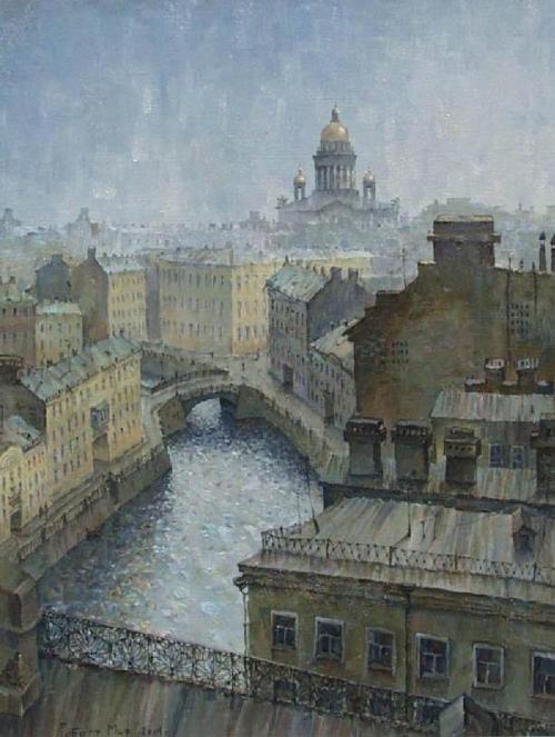Современные художники - Роберт Миф (28 работ)