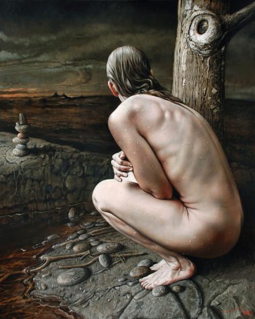 Современные художники: Eddy Stevens (80 работ)
