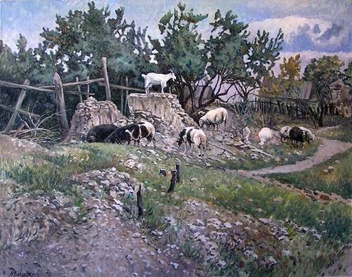 Художник Андрей Солдатенко (71 работ)