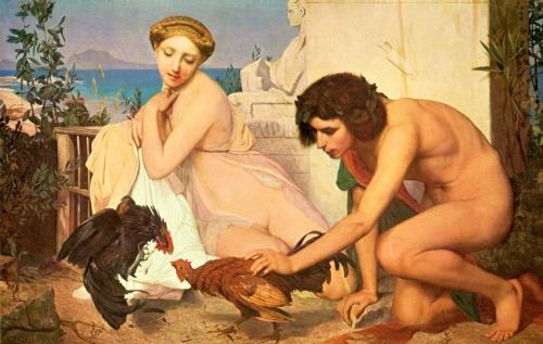 Художник Jean-Leon Gerome (130 работ)