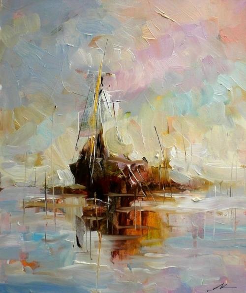 Работы болгарского художника Lyubomir Kolarov (62 работ)