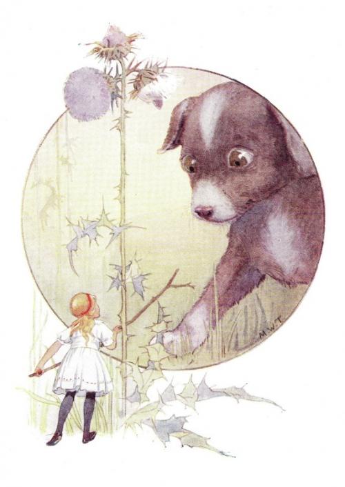 Английский иллюстратор Margaret Winifred Tarrant (1888-1959) (241 работ)