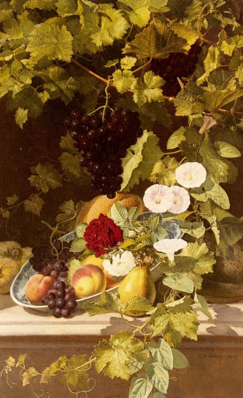 Otto Diderich Ottesen (Danish, 1816 - 1892) (29 работ)