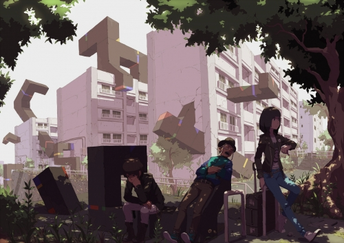 Works by Tomiokajiro (32 работ)