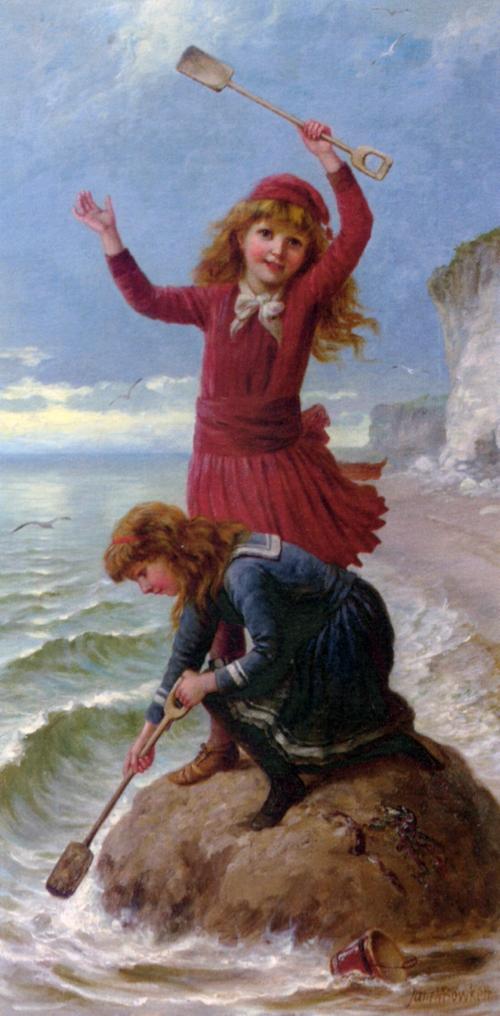 Jane Maria Bowkett (British, 1837-1891) (21 работ)