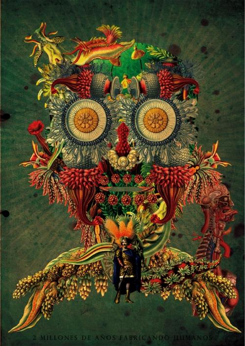 Цифровой художник, графический дизайнер из Испании Luis Toledo (38 фото)