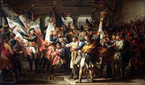 Charles Meynier (1768-1832) (33 работ)