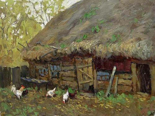 Художник Евгений Гололобов (74 работ)