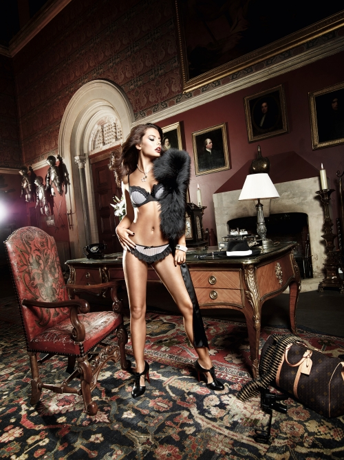 Lauren Ridealgh – Baci Lingerie (172 фото)