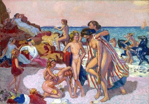 Коллекция картин Государственного Музея «Эрмитаж» в Санкт-Петербурге. 11 часть (90 работ)
