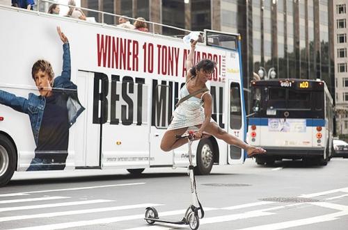Танцоры среди нас – работы фотографа Джордана Мэттера (52 фото)