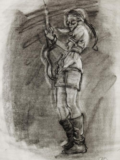 Иллюстратор Андреа Фернандес (Andrea Fernandez) (32 работ)